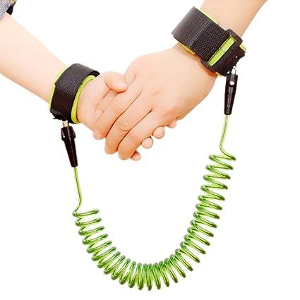 rivenditore di vendita d6312 94720 Cinturino di sicurezza per bambini, con allacciatura a strappo, per  camminare mano nella mano e non perdere i bambini