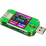 KKmoon USB電圧電流テスター USB 2.0 電圧計 電流計 マルチマーター
