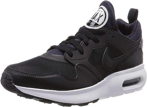Sotavento Gracias por tu ayuda Así llamado  Nike Air Max Prime Men's Black Sports Shoes: Amazon.co.uk: Shoes & Bags