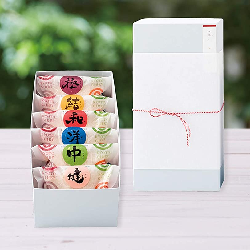 まともな風景政権生鮮米 ギフトBOX 3合×6種食べ比べセット 6袋入 2.7kg 包装タイプ 平成30年産