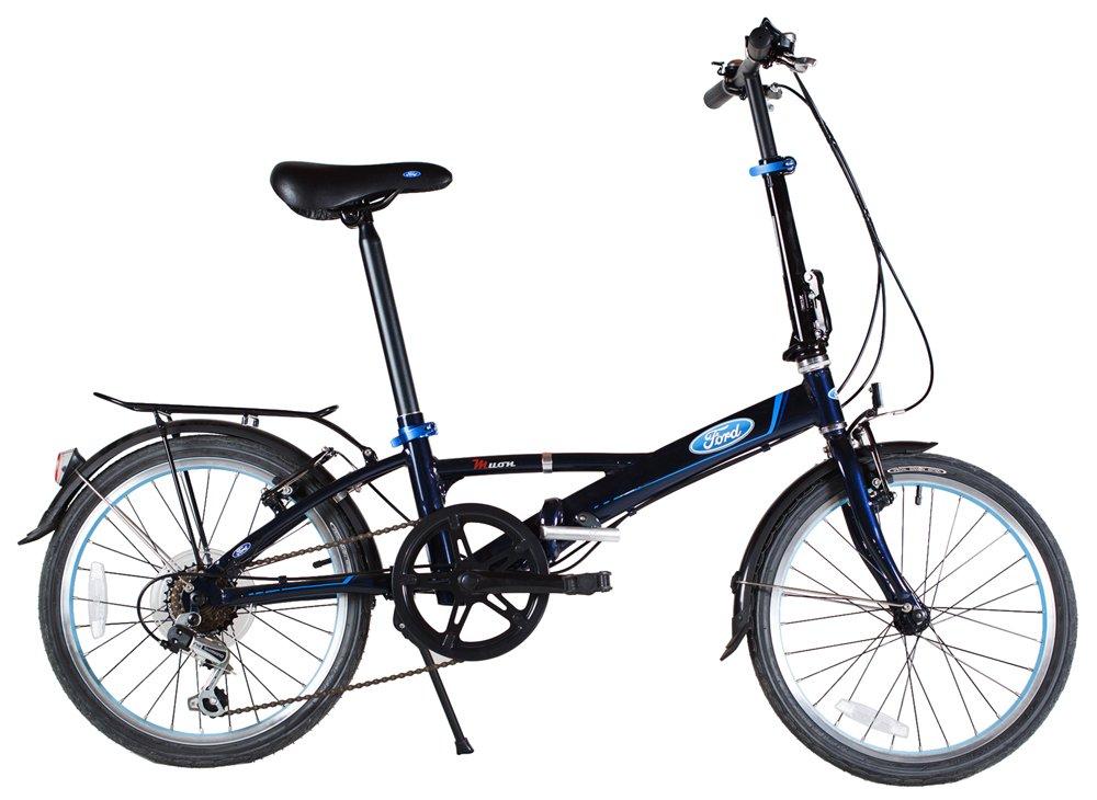 Ford by Dahon Muon 7 Speed Folding Bike B01067DTY0