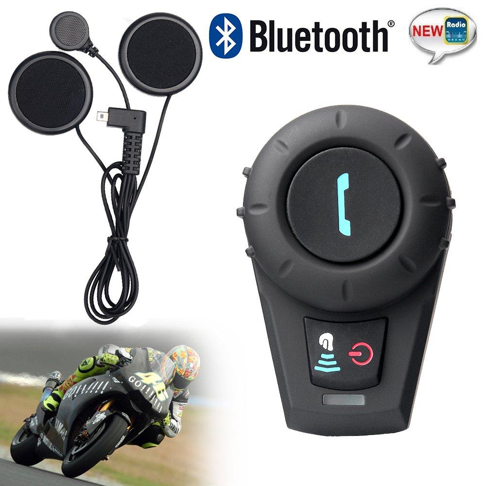 Amazon.com: FreedConn FDCVB Bluetooth Motorcycle Helmet ...