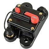 Asdomo 12V-24V DC Circuit Breaker Trolling Motor