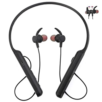 QAIXAG AX-12 Mini Inalámbricos Auriculares Bluetooth Y Deportivos Manos Libres In-ear Auriculares Con Micrófono Sonido Estéreo De Calidad Superior Para IPad ...