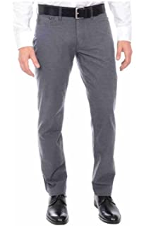English Laundry Mens Walker Causal Pants 459 30X32, Indigo