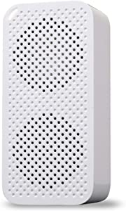 Bluetooth Speaker For iPhone iPad Mini - Small iPhone Speaker - Mini Bluetooth Speaker For Women For Kids - 4 in 1 Mini Wireless Bluetooth Speaker Outdoor With Selfie Photo Shutter - Best Gift - White