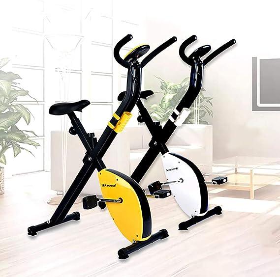 Bicicleta de Ejercicio magnética para Interior, Capacidad de Peso ...