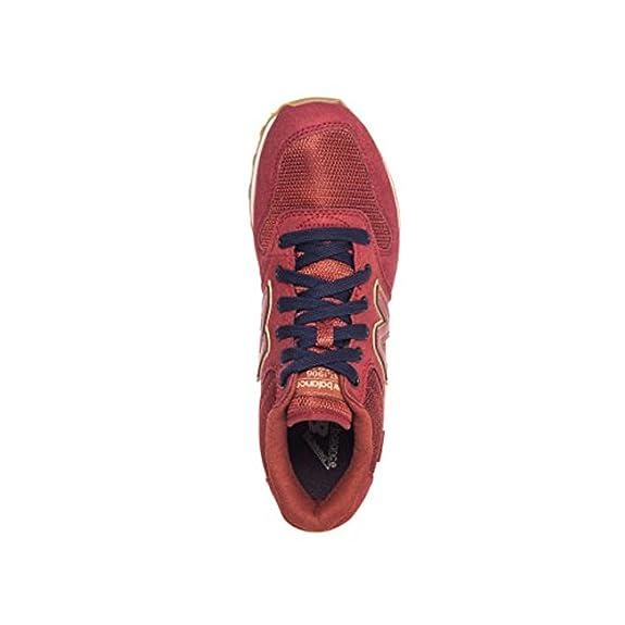 bb0a0720dfb1 New Balance Women s WH696 Burgundy Sneaker 7 B (M)