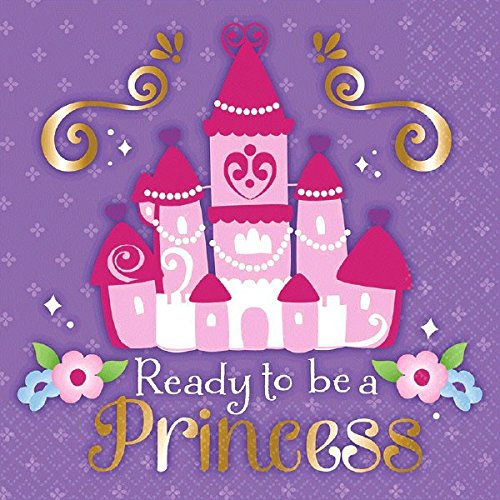 Luncheon Napkin | Disney Sofia The First Collection | Party Accessory for $<!--$3.99-->