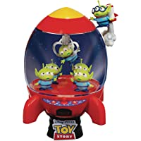 Toy Story: Aliens Rocket Ds-031 D-Stage Series Deluxe Statue