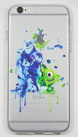 coque iphone 7 plus monstre