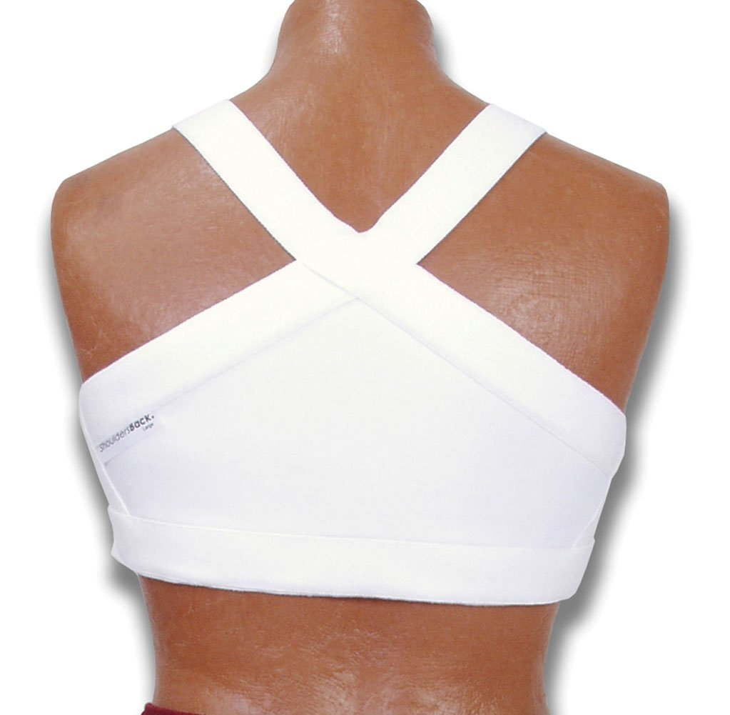 Shoulders Back - White, Large by ShouldersBack