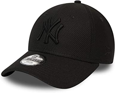 New Era - Gorra Infantil York Yankees Diamond 9FORTY Cap: Amazon ...