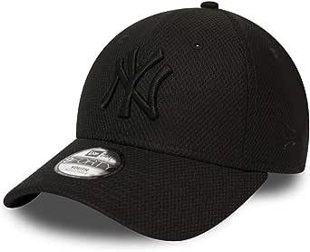 New Era - Gorra Infantil York Yankees Diamond 9FORTY Cap: Amazon ...