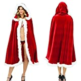 MuNiSa Christmas Costume Mrs. Santa Claus