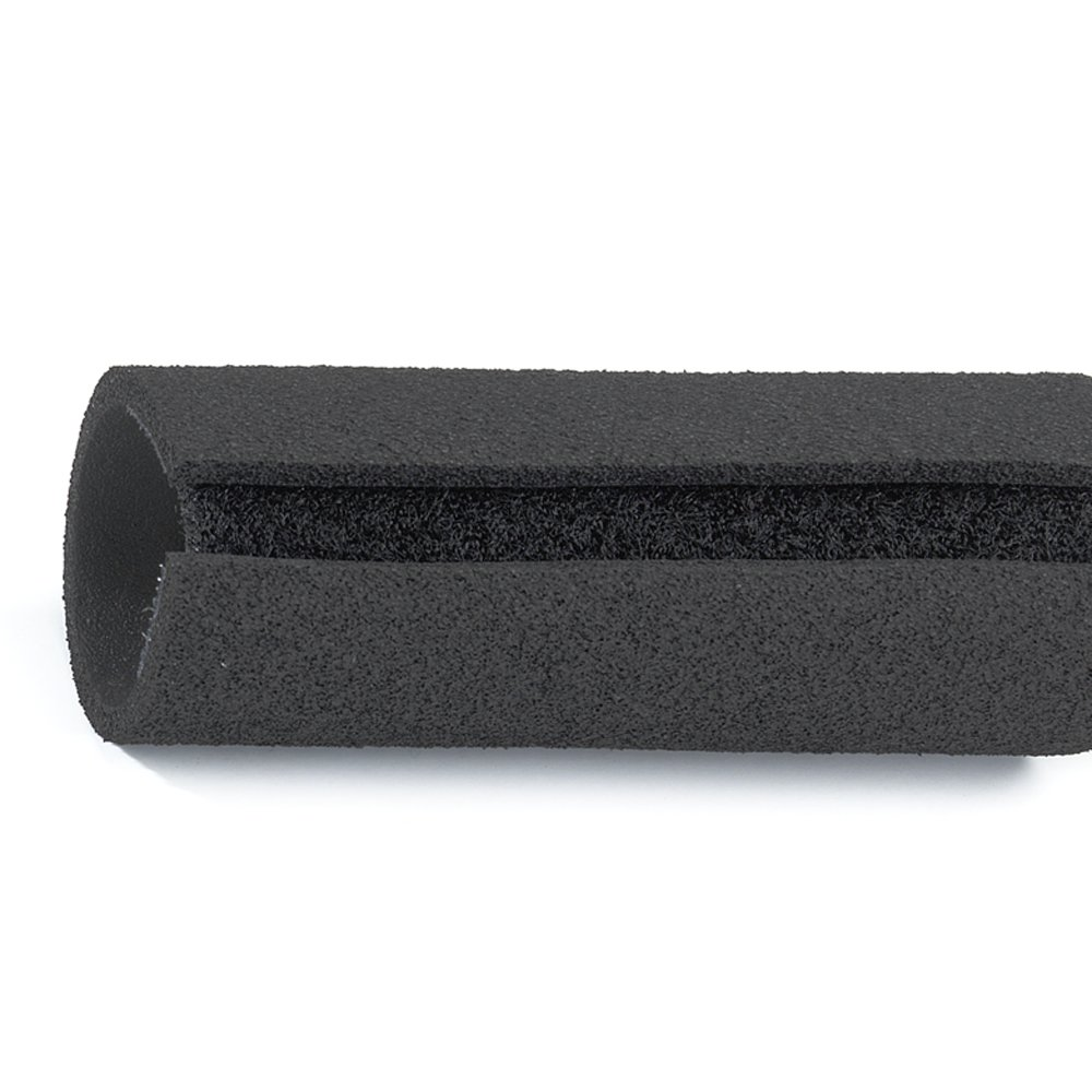 Grip-Tek Foam Grip Wrap – Large NPVC Foam Handle Covers for Fitness, Home, Lawn and Garden, Automotive Applications, and More - 21.75'' Length  (Pack of 1)