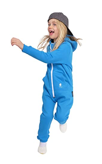 d9cf271973 O'Poppy O'Poppy Kinder Jumpsuit einteilig Jungen Mädchen Overall ...