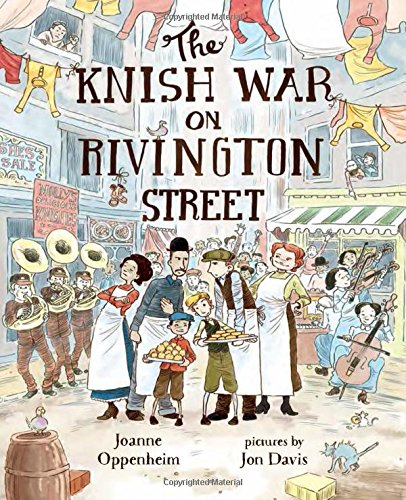 The Knish War on Rivington Street pdf epub