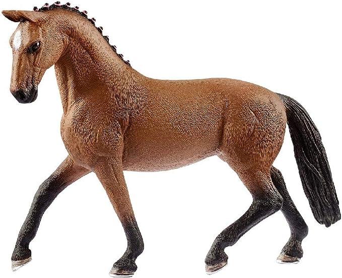 Horse Club chevaux personnage moulures en bois jumentSchleich 13906Tierfigur cheval à partir de 3 an