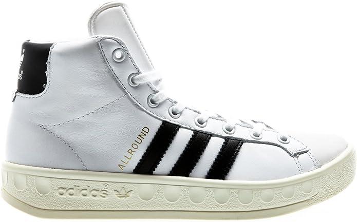 adidas Women's Allround Og W Fitness Shoes, White (Ftwbla ...