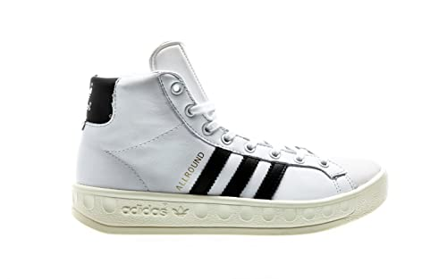 wide varieties new cheap clearance prices adidas Damen Allround Og W Fitnessschuhe weiß (Ftwbla/Negbas ...