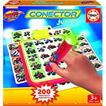 Educa Borrás - Conector Junior Blaze, juego educativo (16994)
