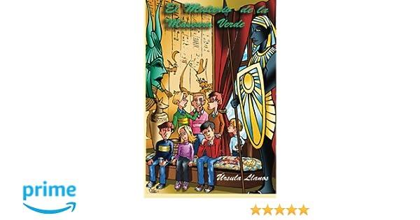 El misterio de la máscara verde (Spanish Edition): Úrsula Llanos, Pedro Villeta: 9788494186264: Amazon.com: Books