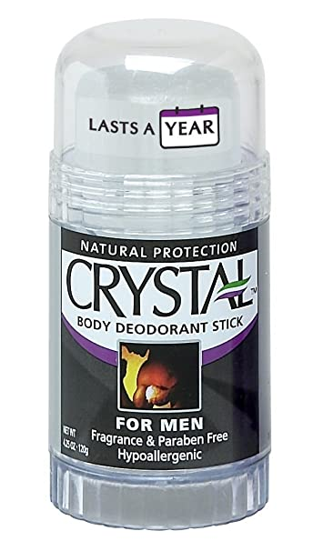 Image result for CRYSTAL BODY DEODORANT Stick for Men - Unscented
