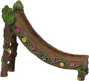 Fairy Garden Miniature Slide - Hand Painted Slide for Fairy Garden Accessories and Garden Decor