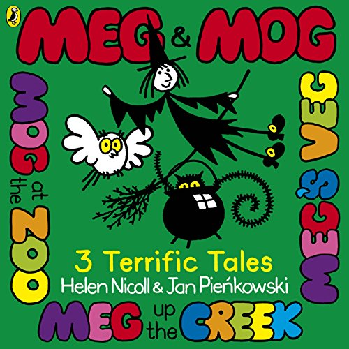Meg and Mog Three Terrific Tales -