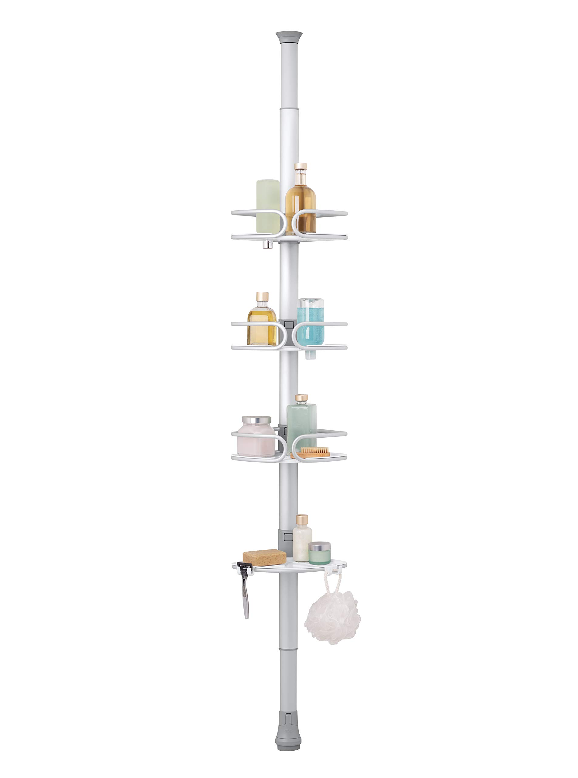 OXO Good Grips Quick-Extend Aluminum Pole Caddy by OXO