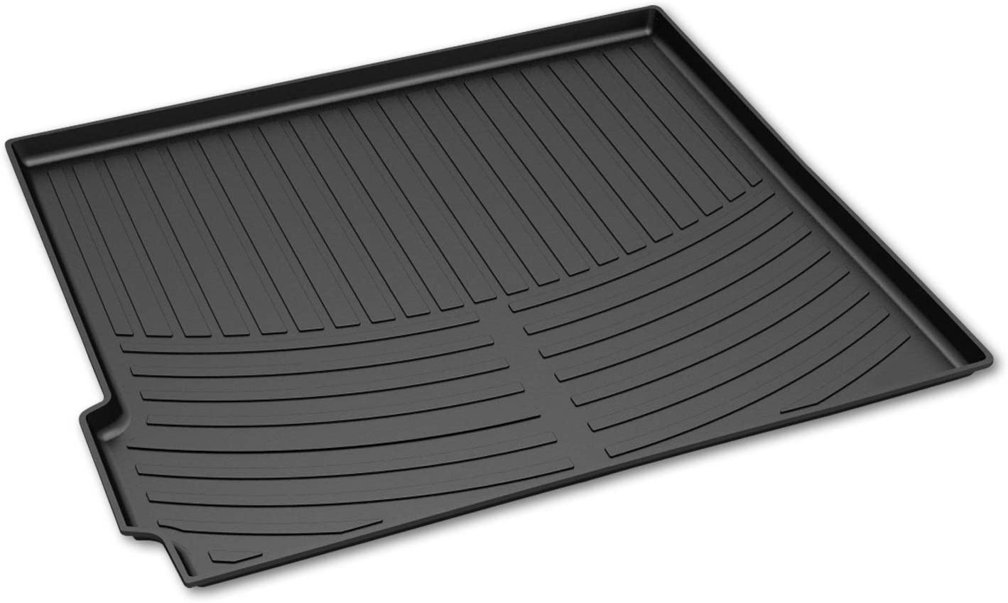 Mixsuper Cargo Liner for 2018 X5 TPO All Weather Rear Durable Odorless 3D Trunk Floor Mat Custom Fit 2014-2017 BMW X5