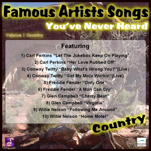 Famous Artists Songs You've Ne...