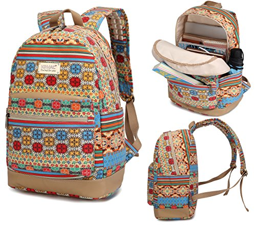 Kinmac Bohemian Backpack Massage teenagers