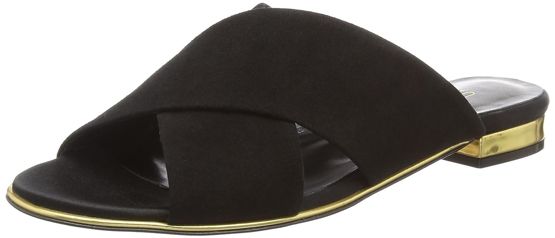 S7550, Mocassins Femme, Noir (Black Camner+Oro), 40 EUSebastian