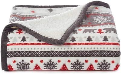 Amazon Com Sunbeam Heated Fleece Electric Blanket Twin