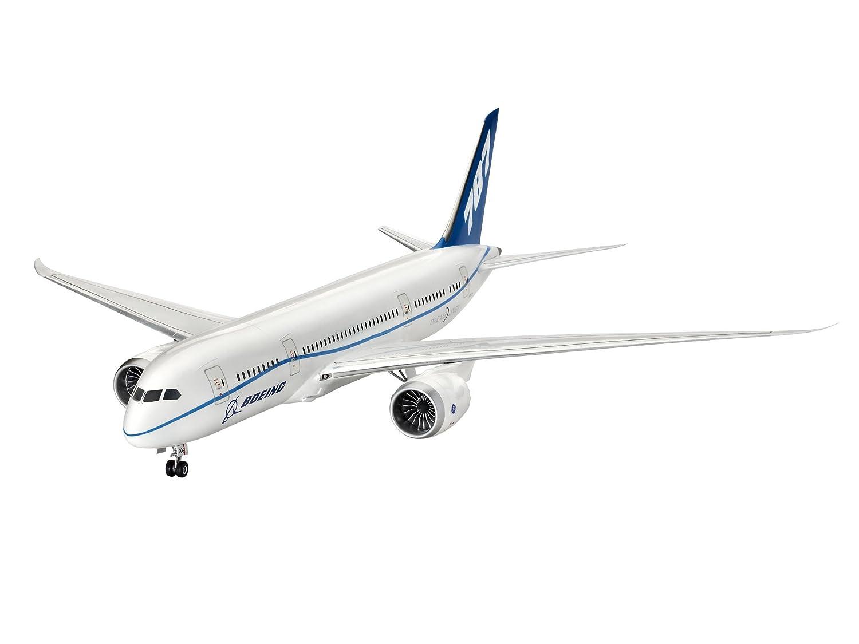 Revell- Boeing 787-8 Dreamliner, Kit De Modelo, Escala 1:144 (4261) (04261)