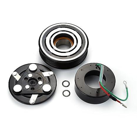 A/C compresor Polea del embrague rodamientos placa de bobina para 01 – 05 honda
