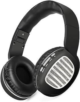 NOCTIC oltune - Auriculares inalámbricos con Bluetooth 4.2 (Bajos Profundos, Almohadillas cómodas de proteínas, Orejeras Suaves y Poco Peso, para iPhone/Samsung/PC/TV/Viaje): Amazon.es: Electrónica
