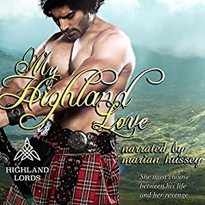 My Highland Love Audiobook