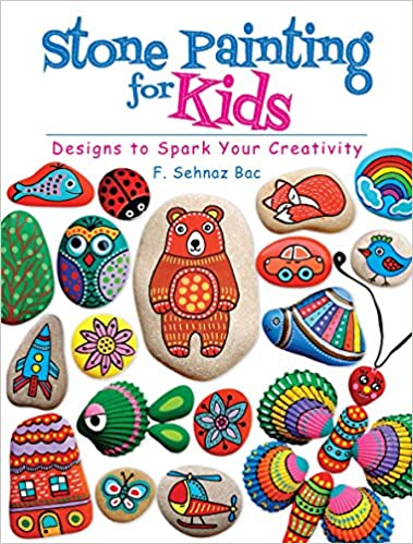 Buy Stone Painting for Kids: Designs to Spark Your Creativity Book ...
