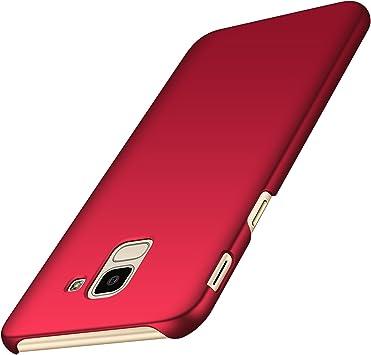 anccer Funda Samsung Galaxy J6 [Serie Colorida] [Ultra-Delgado ...