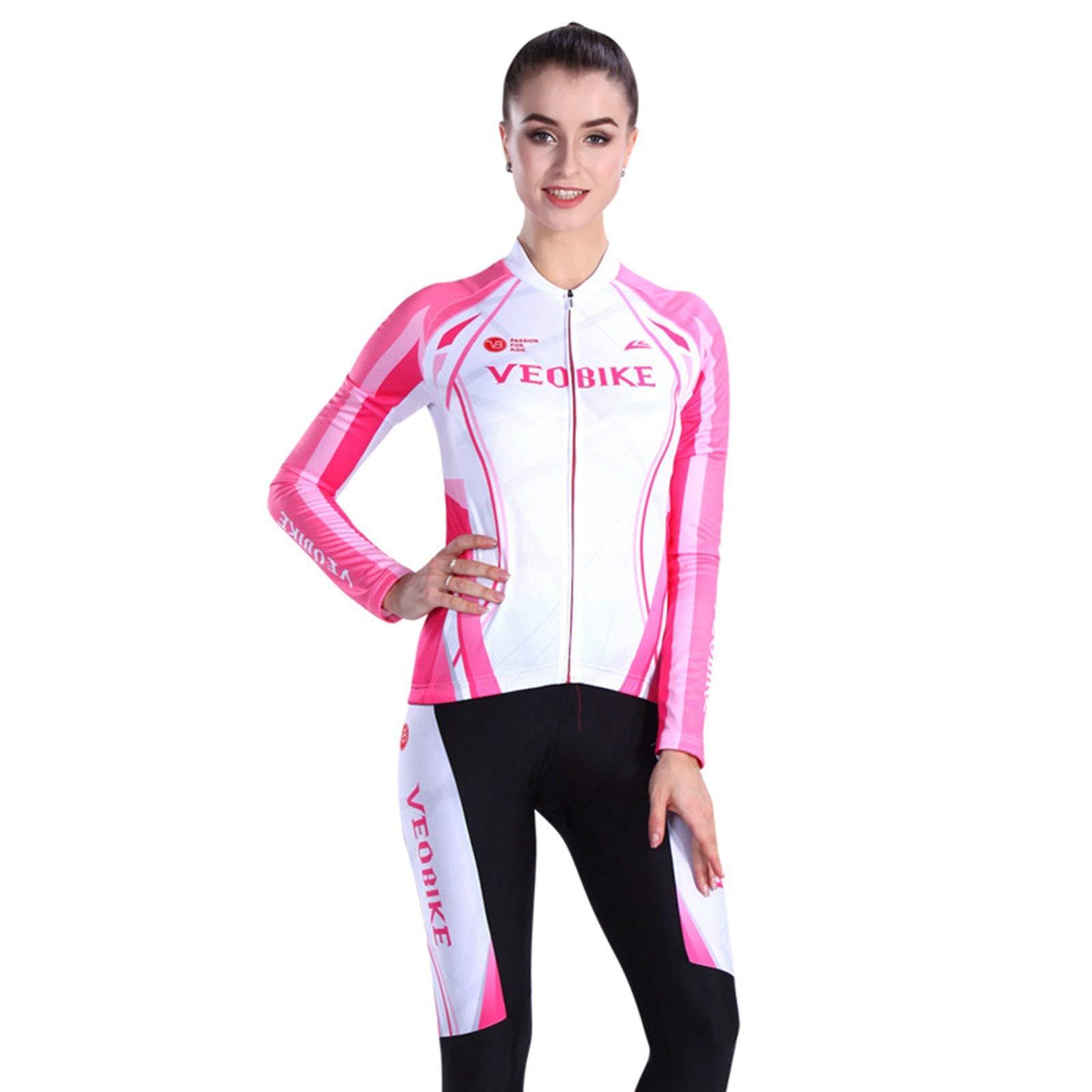 Aooaz Women Sports Clothes Pants Set Size S
