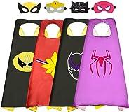 Roko Fun Cartoon Superhero Capes for Kids - Best Gifts