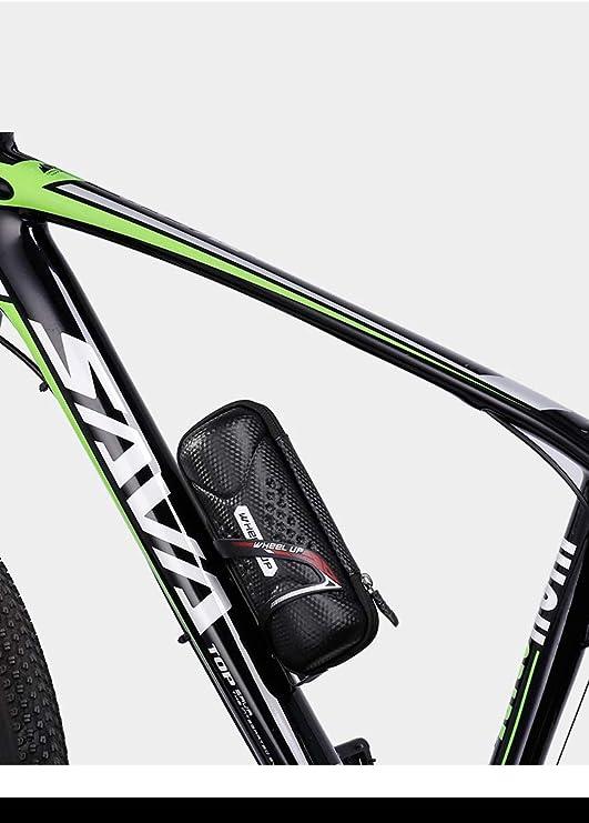 Suyifan Bolsa de Soporte de Bicicleta Bolsa de Carbono Duro Kit de ...