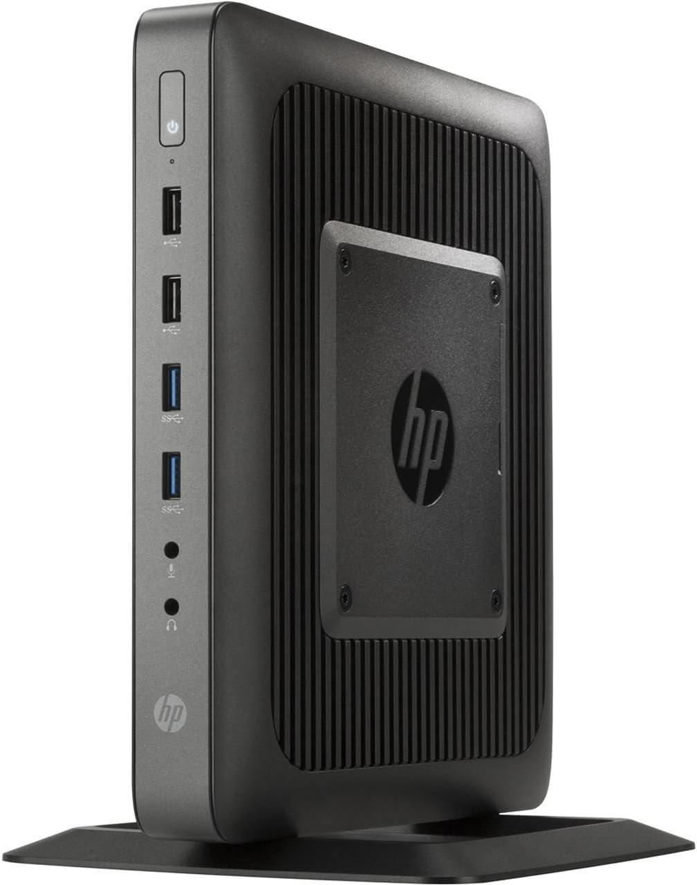 HP Thin Client - AMD G-Series GX-217GA 1.65 GHz F5A53AA#ABA