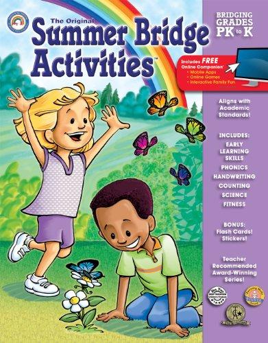 Summer Bridge Activities®: Bridging Grades Prekindergarten to ()