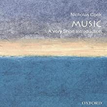 Music: A Very Short Introduction Audiobook by Nicholas Cook Narrated by Suzanne Toren