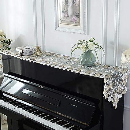 LXCS Encaje Piano Medias de la Cubierta, Cubierta Piano ...