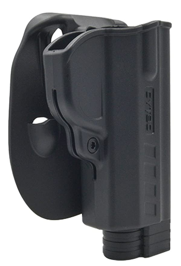 Tactical Scorpion EAA Witness Fast Draw Polymer Paddle Holster